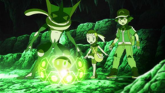 Pokémon - 19x09 - Rencontre dans la grotte Coda !