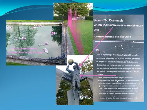 Boucle de 7Km dans le Parc de Saint-Cloud