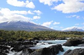 ... la région des fleuves et la région des lacs - Chili - Blog Trotting