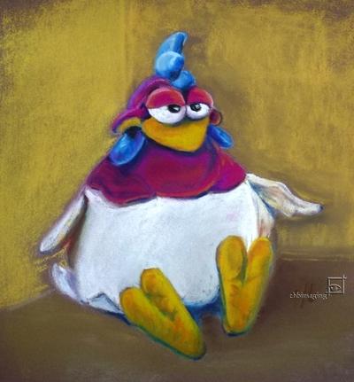 Pastel : Ohhh Doudou...X