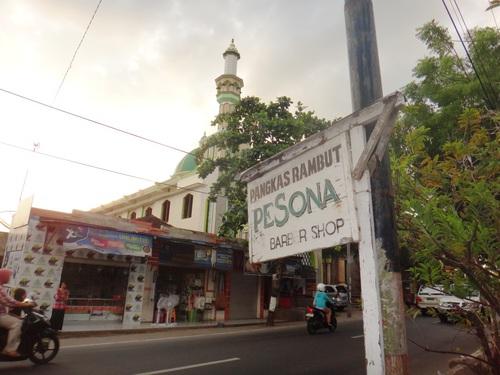 Court séjour en Indonésie...