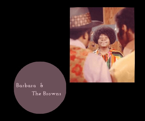 "Barbara & The Browns "" The Singles Collection & + "" SB Records DP 98 [ FR ]"