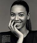 """Beyoncé fait la couverture du Magazine """"The Gentlewoman"""""""