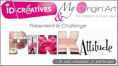 Pink attitude challenge :