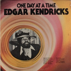 Edgar Kendricks - One Day At A Time - Complete LP