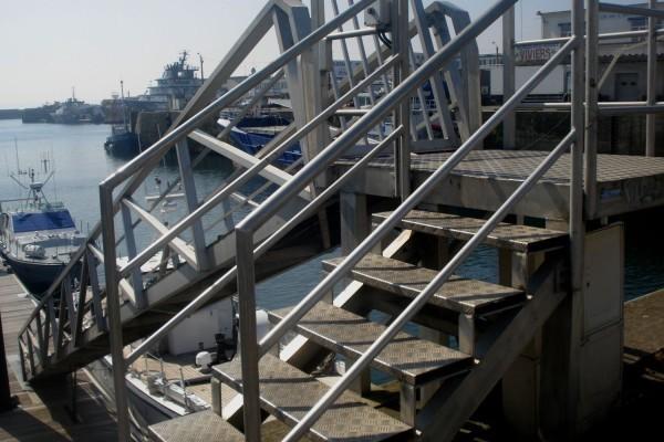 A quai Brest 2010- 08