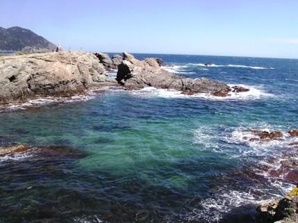 RANDONNEE «  les Pyrénées les pieds dans l'eau » De Collioure à Cadaquès