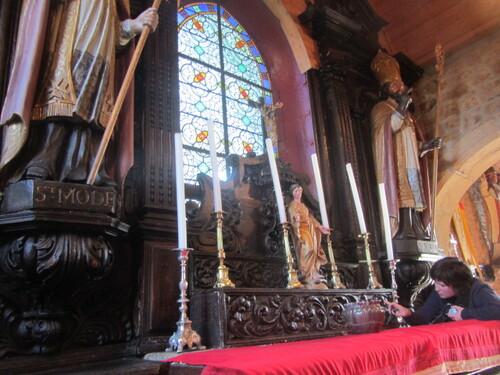 Chapelle: une visite de récolement