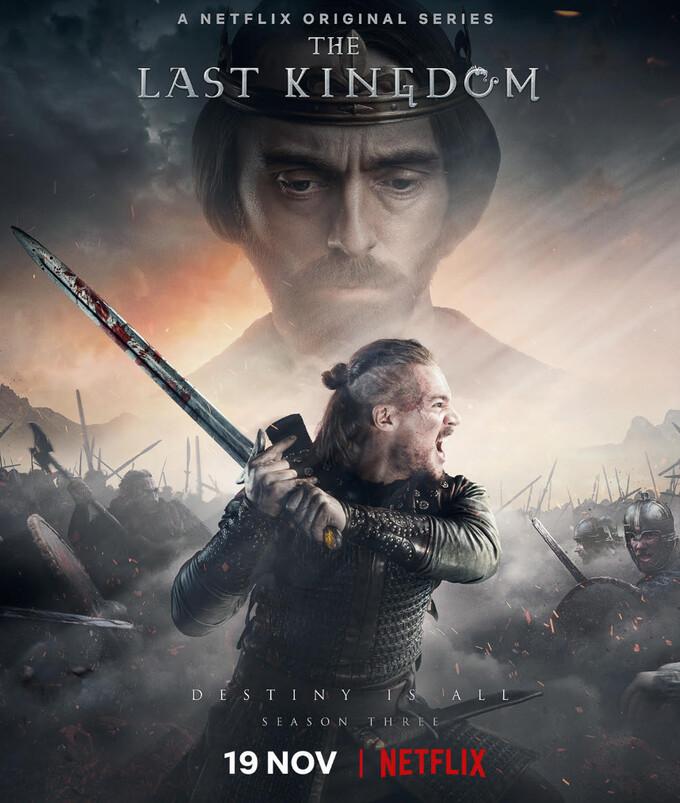 THE LAST KINDOM EST DE RETOUR!