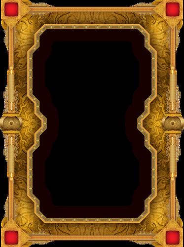Cadres Rectangulaires ou Carrés Série 22