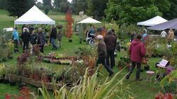 Samedi 25 et daimanche 26 avril au Jardin des plantes d'Avranches