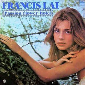 LAI, Francis - Debby's Theme, du film PASSION FLOWER HOTEL, (Musique pour l'âme)