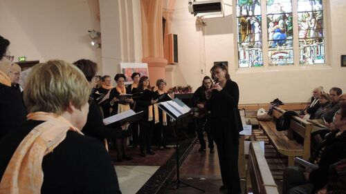 Concert de Noël 2017- Eglise Ste Marie Madeleine de Montigny