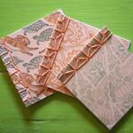 ◄ DIY ► carnet reliure japonaise