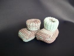 Chaussettes et chaussons bébé