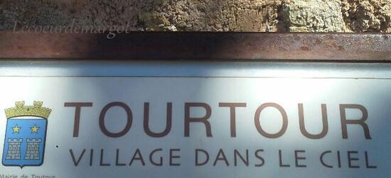 Tourtour, village perché