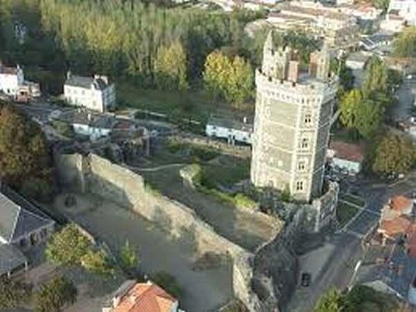 Château d'Oudon (Loire Atlantique)