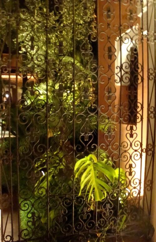 Marrakech, la Mamounia.