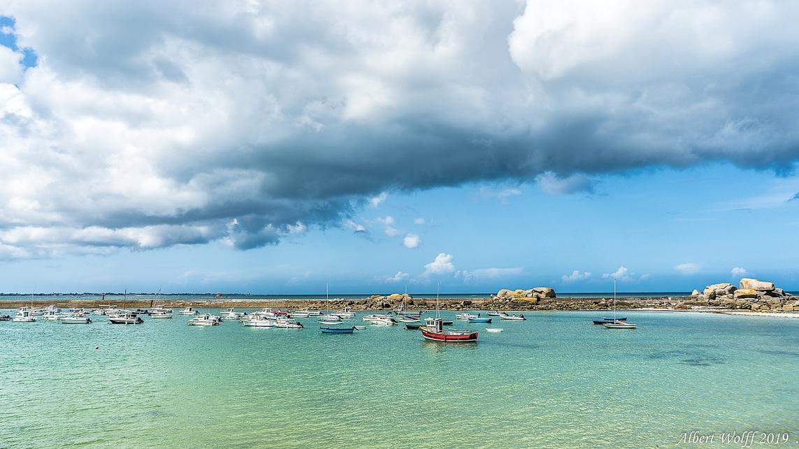 Finistère 2019 : Les nuages de Porsgern - 2