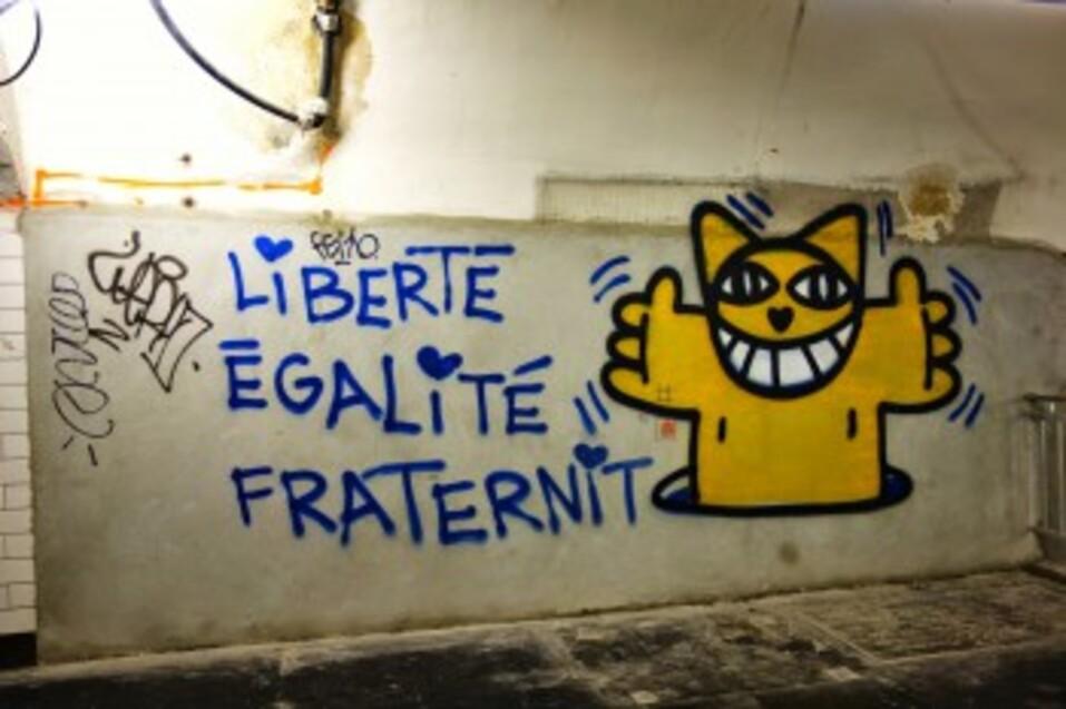 Monsieur Chat, par Quentin Béhari.