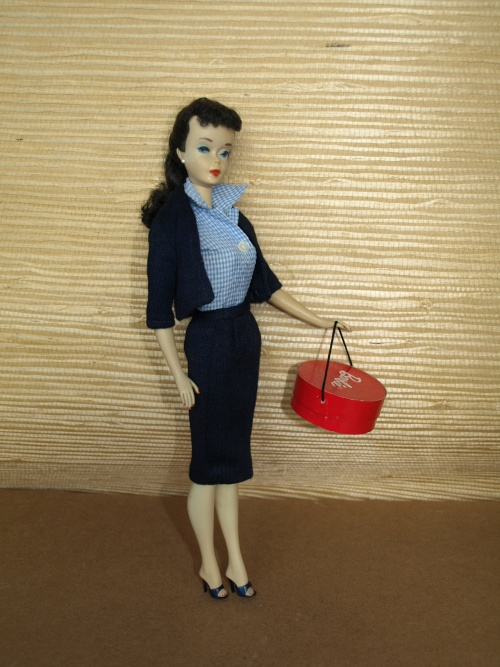 Barbie vintage : Commuter Set