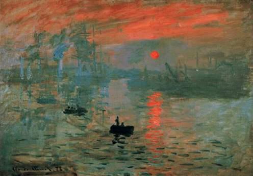 La Peinture Impressionniste Lebuzuk Historik