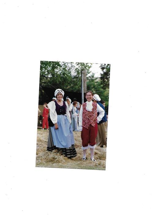 Et maintenant dansons la Gavotte (danse bretonne)