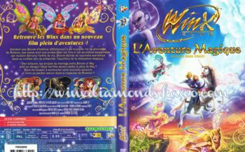DVD Aventure Magique