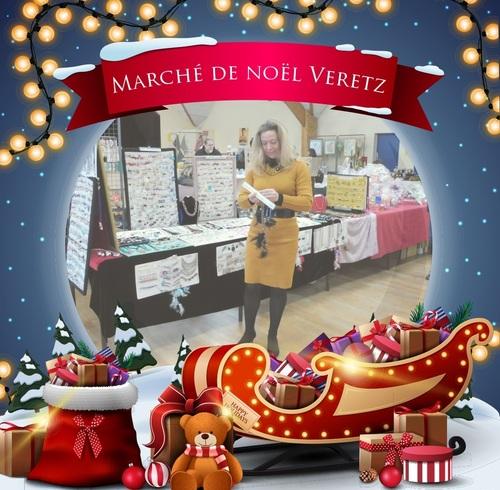 Marché de noël à Veretz le dimanche 8 décembre 2019