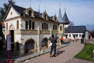 Swiss Vapeur Parc - Bouveret (Suisse)