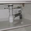 Pose meuble double vasque salle de bain (5)