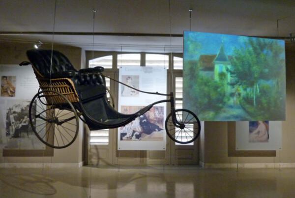 41 - Le fauteuil roulant de Renoir