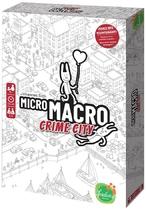 MicroMacro - Crime City - Jeu d'Enquête - Acheter sur Espritjeu.com