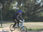 BMX à la Chapelle