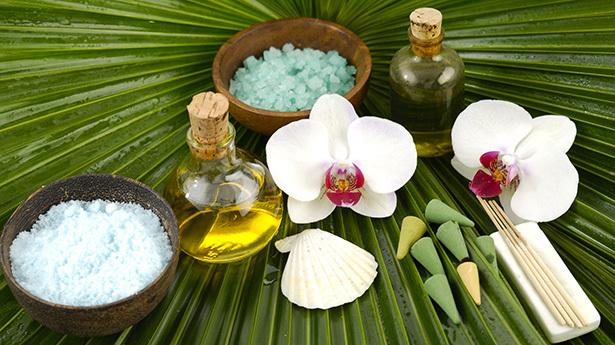 huile de coco cheveux cosmétique beauté