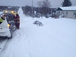 Plusieurs incidents sur le territoires couvert par l'équipe de sauvetage du SSI de Lambton
