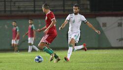 EN A'-Maroc 0-0 Chafai Farouk