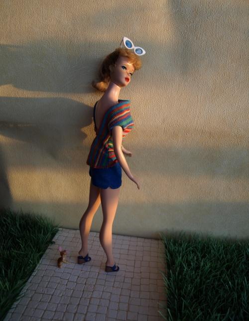 Barbie vintage : Knit Top