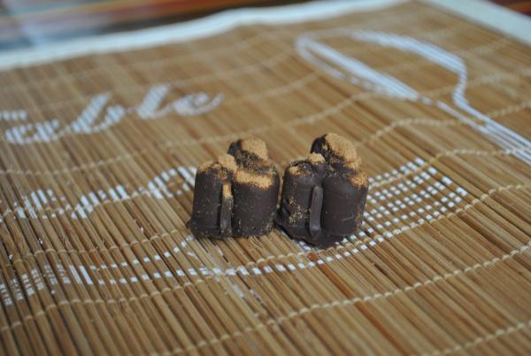 Friture en chocolat à la cannelle