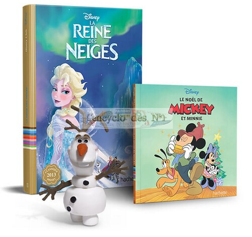 Collection Disney Club - Édition Noël 2018