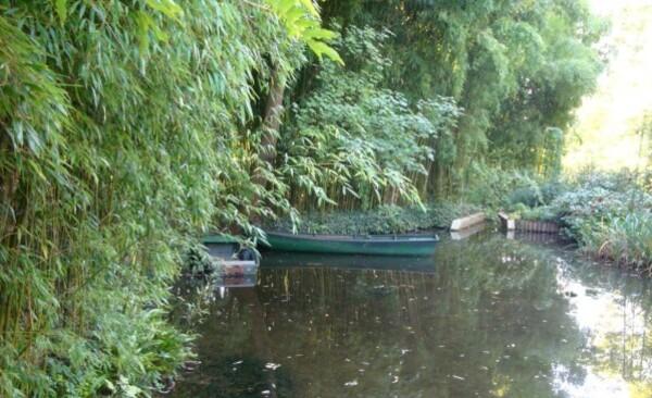 Giverny, le jardin d'eau 1