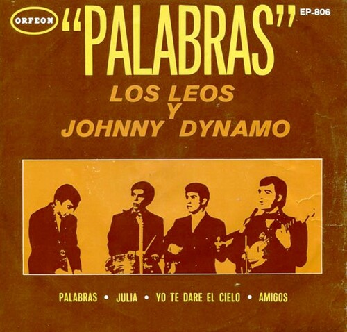 Los Leos Y Johnny Dynamo -Julia