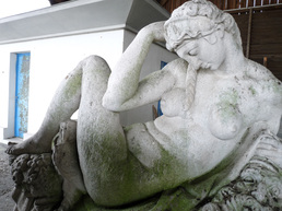 Le Jour et la Nuit d'après Michel-Ange : un chef d'œuvre sculpté ultra confidentiel à Saint-Nazaire
