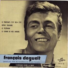 François Deguelt, hommage