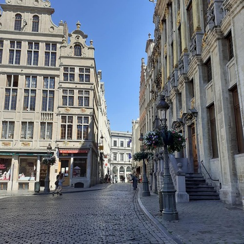 Bruxelles ma belle, tu t'ennuies...toute seule...