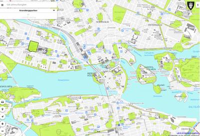 Une carte interactive pour les sociotopes