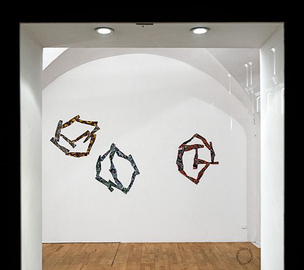 Art Exposition Jean-Marc Saulnier peinture 2017