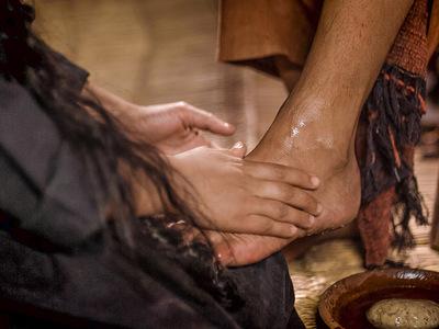 De la CRÈCHE à la CROIX - Lecture et Prière (5A)