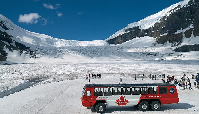 Voir Les Glaciers Avant Qu'ils...  Ne Disparaissent...