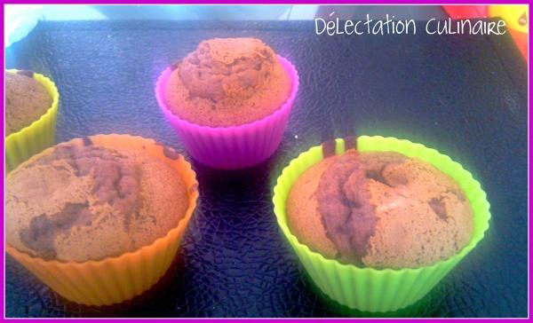 Muffins au Nutella